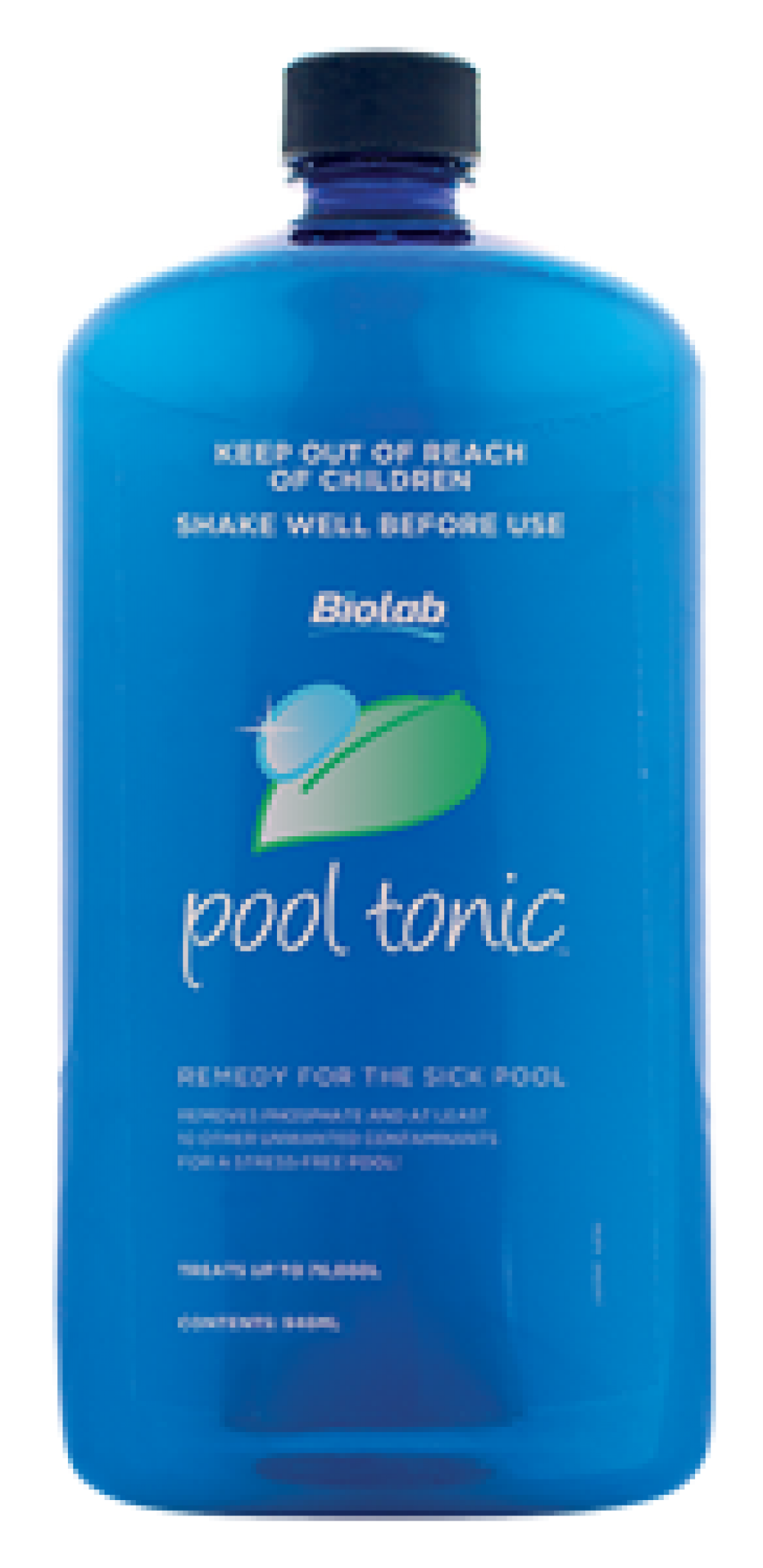 Biolab pool tonic 500ml paremata spa pool for Easy care pool products